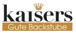 Webshop Kaisers Gute Backstube-Logo